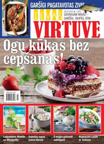 IEVAS VIRTUVE Nr. 7 2013
