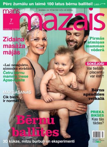 MANS MAZAIS Nr. 7 2013