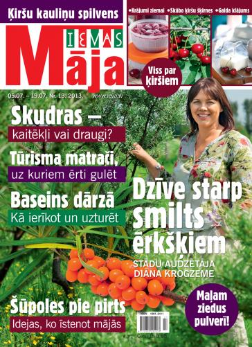 IEVAS MĀJA Nr. 13 2013