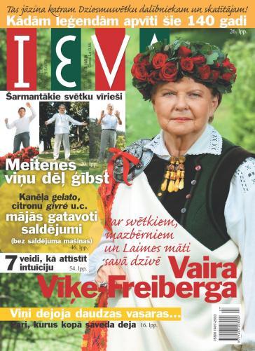 IEVA Nr. 27 2013