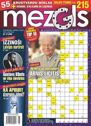 MEZGLS Nr. 14 2013