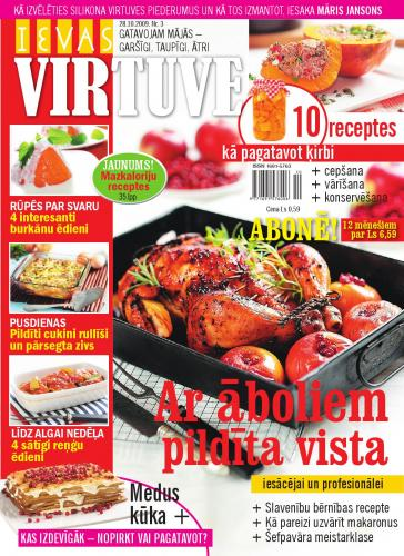 IEVAS VIRTUVE Nr. 3 2009