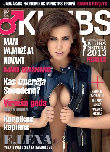 KLUBS Nr. 8 2013