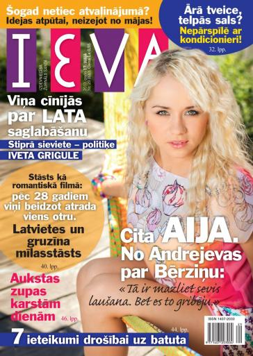 IEVA Nr. 29 2013