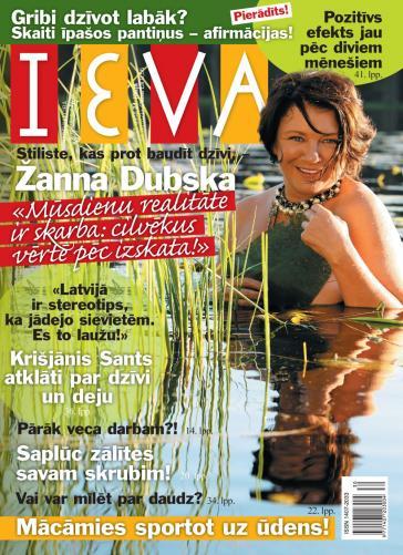 IEVA Nr. 30 2013
