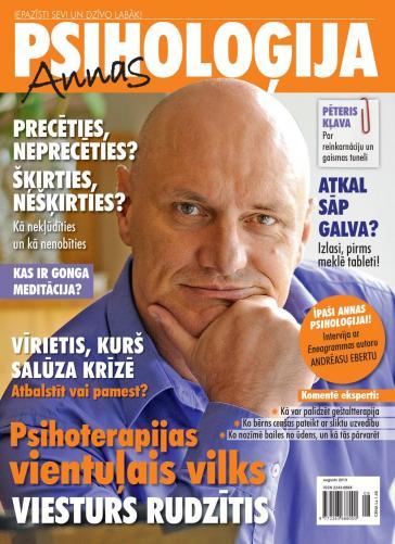 ANNAS PSIHOLOĢIJA Nr. 8 2013