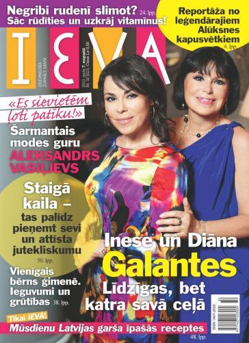 IEVA Nr. 32 2013