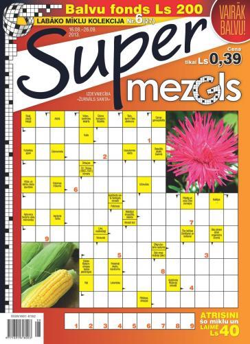 Supermezgls Nr. 6 2013