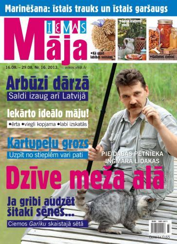 IEVAS MĀJA Nr. 16 2013
