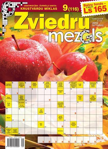 ZVIEDRU MEZGLS Nr. 9 2013