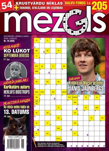 MEZGLS Nr. 18 2013