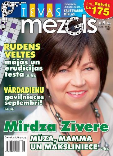 IEVAS MEZGLS Nr. 9 2013