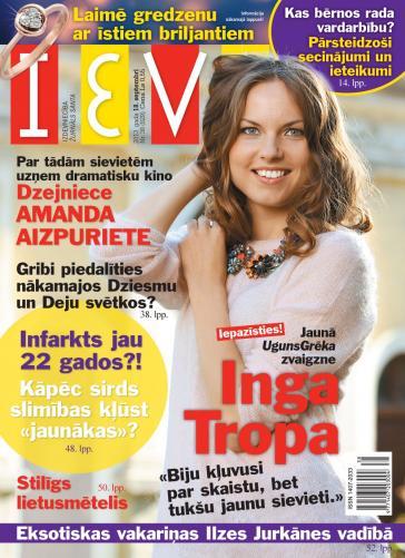 IEVA Nr. 38 2013