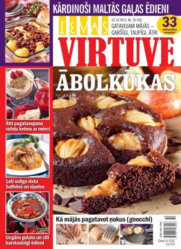 IEVAS VIRTUVE Nr. 10 2013