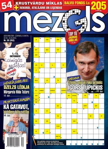 MEZGLS Nr. 20 2013