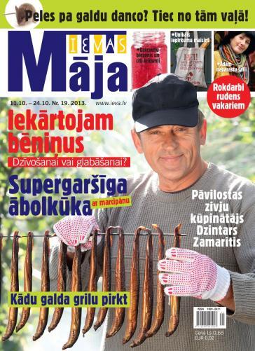 IEVAS MĀJA Nr. 20 2013