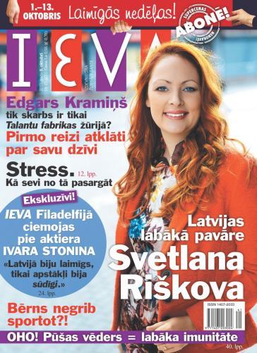 IEVA Nr. 41 2013