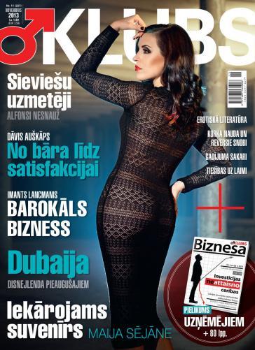KLUBS Nr. 11 2013