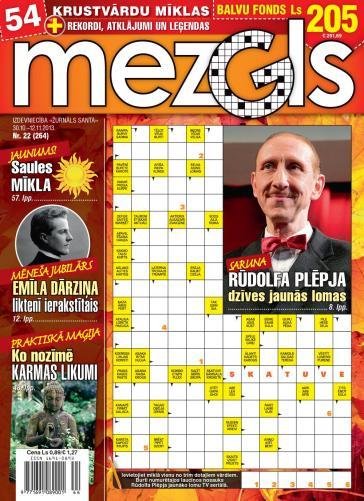 MEZGLS Nr. 22 2013