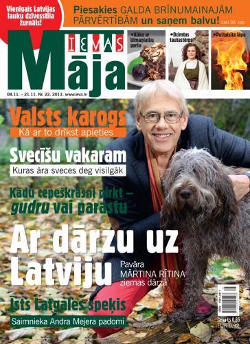 IEVAS MĀJA Nr. 22 2013