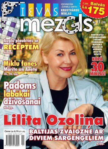 IEVAS MEZGLS Nr. 11 2013