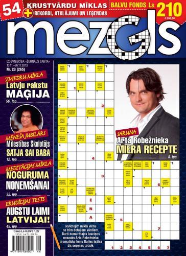 MEZGLS Nr. 23 2013