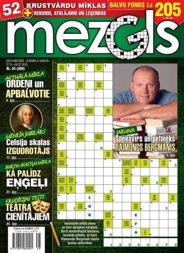 MEZGLS Nr. 24 2013