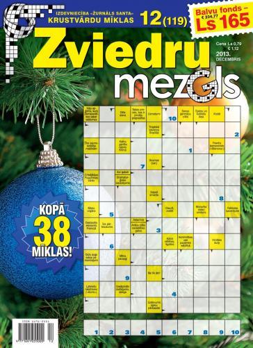 ZVIEDRU MEZGLS Nr. 12 2013