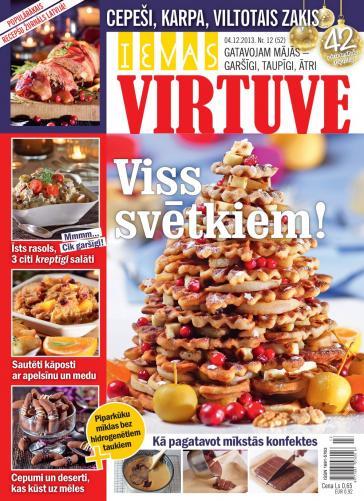 IEVAS VIRTUVE Nr. 12 2013