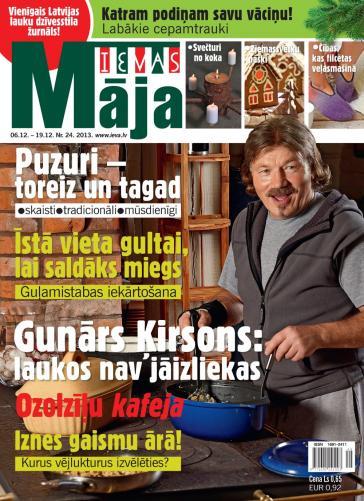 IEVAS MĀJA Nr. 24 2013