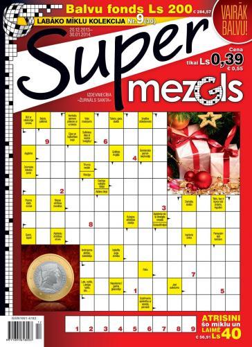 Supermezgls Nr. 9 2013