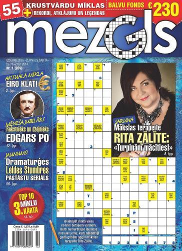 MEZGLS Nr. 1 2014