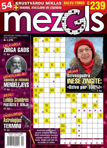 MEZGLS Nr. 2 2014
