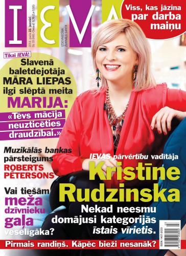 IEVA Nr. 3 2014