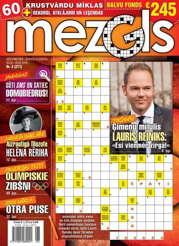 MEZGLS Nr. 3 2014