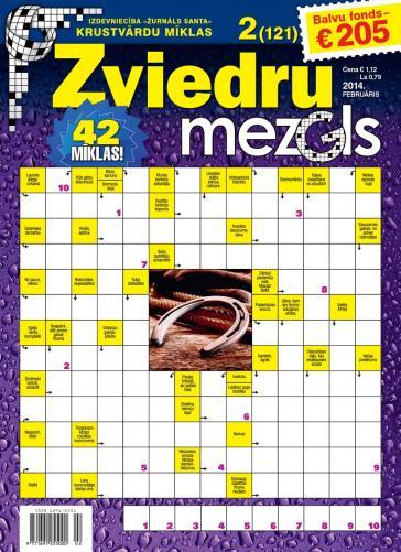 ZVIEDRU MEZGLS Nr. 2 2014