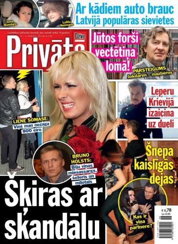 PRIVĀTĀ DZĪVE Nr. 6 2014