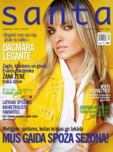 SANTA Nr. 9 2007