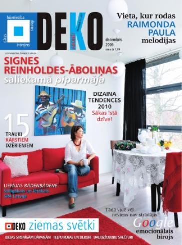 DEKO Nr. 12 2009