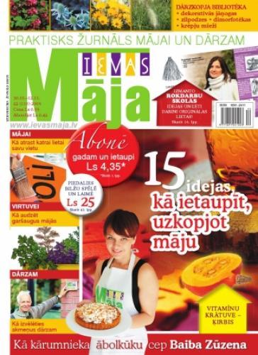 IEVAS MĀJA Nr. 22 2009