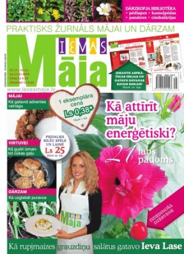 IEVAS MĀJA Nr. 24 2009