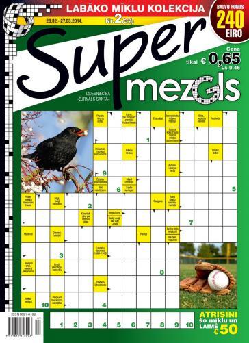 Supermezgls Nr. 2 2014