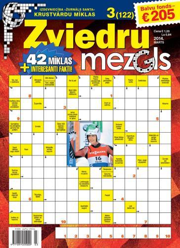 ZVIEDRU MEZGLS Nr. 3 2014