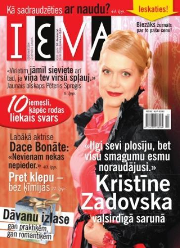 IEVA Nr. 50 2009