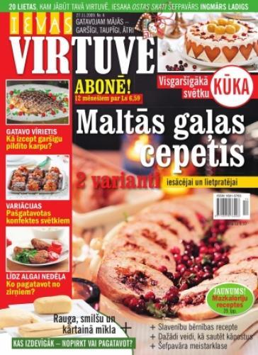 IEVAS VIRTUVE Nr. 4 2009