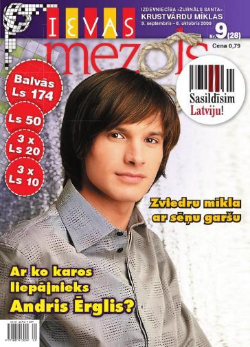IEVAS MEZGLS Nr. 9 2009