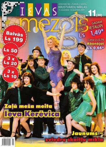 IEVAS MEZGLS Nr. 11 2009