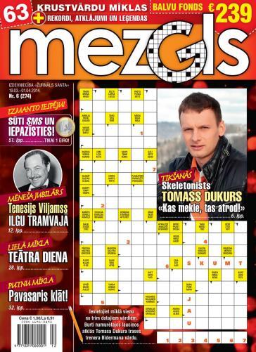 MEZGLS Nr. 6 2014