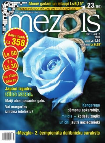 MEZGLS Nr. 23 2009