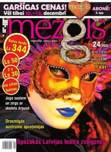 MEZGLS Nr. 24 2009